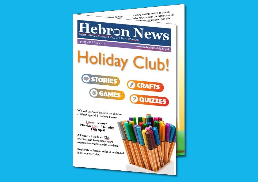 Hebron News issue 1