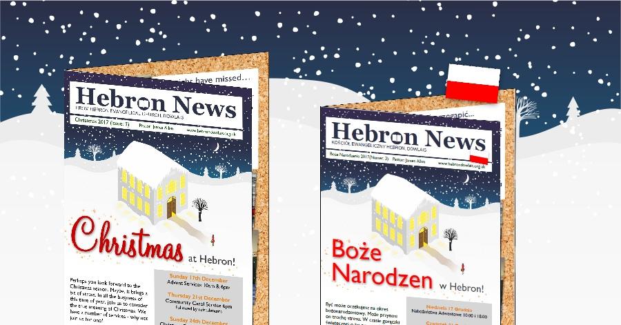 Hebron News Issue 3