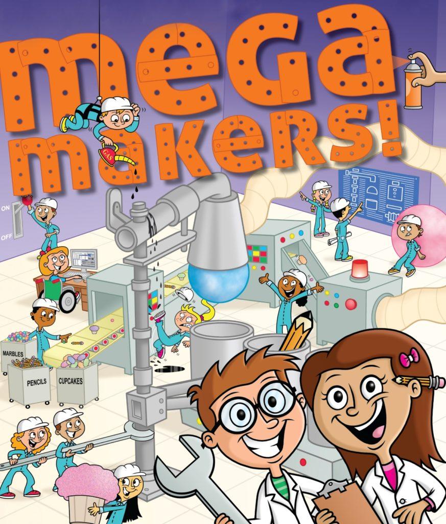 Mega Makers Holiday Club