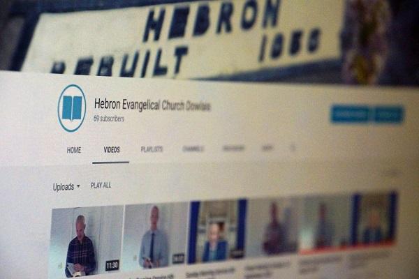 Hebron YouTube Channel